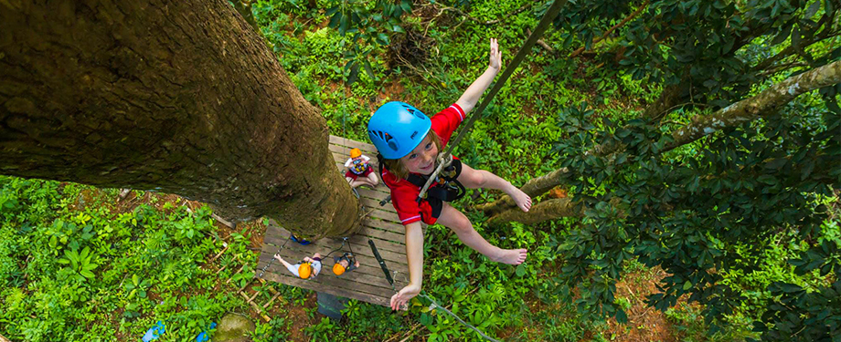 Patong Zipline Adventure : Fun for all ages